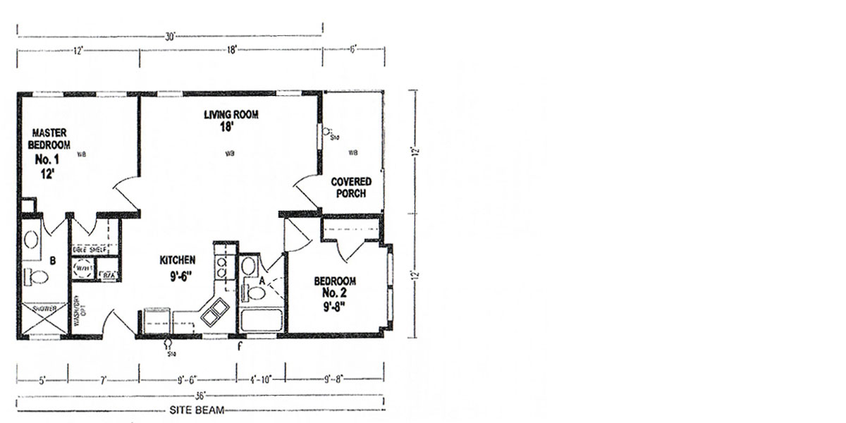 Floor Plan - Model-4811 - 10748 El Toro Drive, Riverview, Florida
